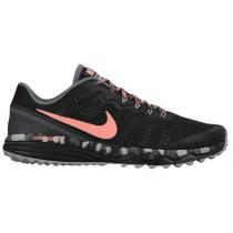 Nike Dual Fusion Trail 2 Femmes sneakers noir/gris OZH844