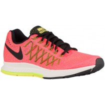 Nike Air Zoom Pegasus 32 Femmes chaussures Orange/vert clair KJL972