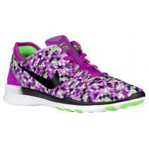 Nike Free 5.0 TR Fit 5 Femmes baskets violet/noir LKP607