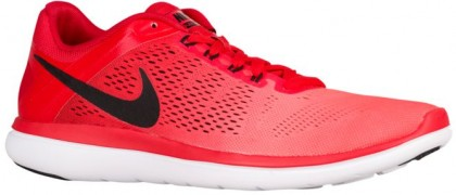 Nike Flex RN 2016 Hommes sneakers rouge/noir BXG659