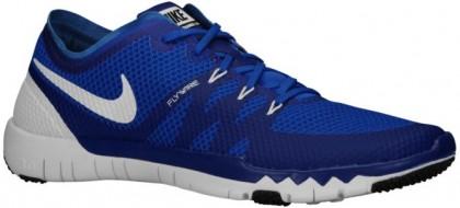 Nike Free Trainer 3.0 V3 Hommes sneakers bleu/blanc ERI654