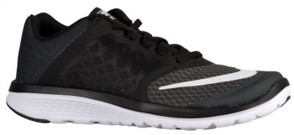 Nike FS Lite Run 3 Femmes chaussures noir/blanc XFG630