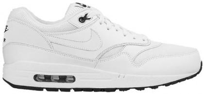 Nike Air Max 1 Essential Hommes baskets blanc/noir HLZ711