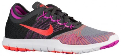 Nike Flex Adapt Femmes baskets gris/noir IDY745