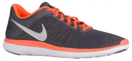 Nike Flex RN 2016 Hommes chaussures de sport gris/Orange CVK124