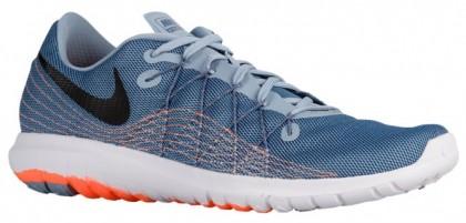 Nike Flex Fury 2 Hommes sneakers bleu marin/gris YLP079