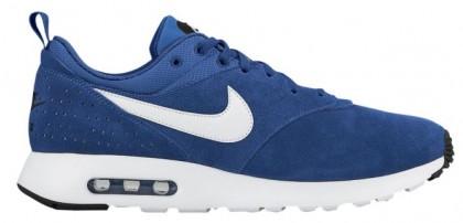 Nike Air Max Tavas Suede Hommes baskets bleu/blanc PGO507
