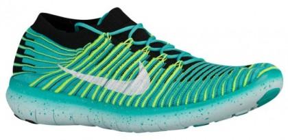 Nike Free RN Motion Femmes sneakers vert clair/vert clair MUB924