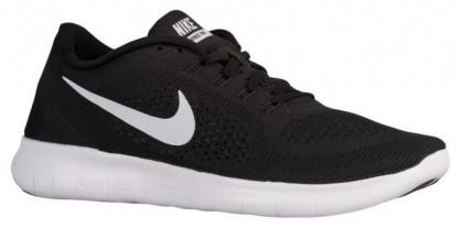 Nike Free RN Hommes baskets noir/blanc PDM512