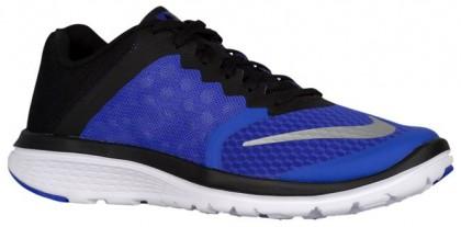 Nike FS Lite Run 3 Femmes chaussures violet/noir HKM600