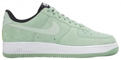 Nike Air Force 1 '07 Low Mid Seasonal Femmes chaussures de sport vert clair/noir KQG718