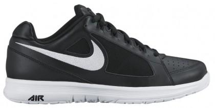 Nike Air Vapor Ace Hommes chaussures noir/blanc YWU930