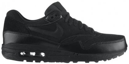 Nike Air Max 1 Essential Hommes sneakers Tout noir/noir YQS046