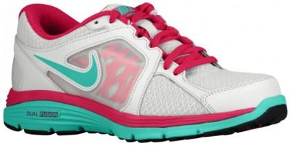 Nike Dual Fusion Run Femmes chaussures blanc/rose FDF066