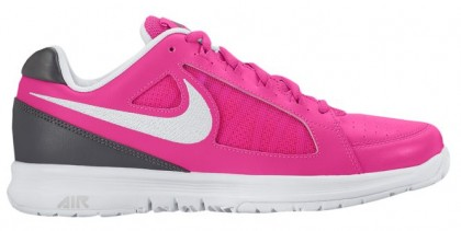 Nike Air Vapor Ace Femmes chaussures rose/gris FVX645