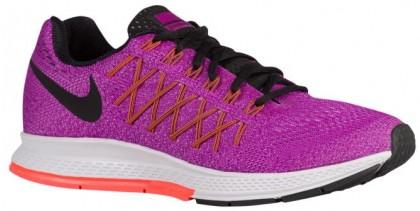 Nike Air Zoom Pegasus 32 Femmes sneakers noir/Orange ZLN531