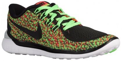 Nike Free 5.0 2015 Femmes baskets vert clair/Orange BVH996