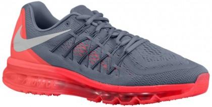 Nike Air Max 2015 Hommes sneakers gris/rouge VXO411