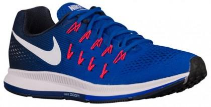 Nike Air Zoom Pegasus 33 Hommes chaussures de sport bleu/bleu marin UZA422