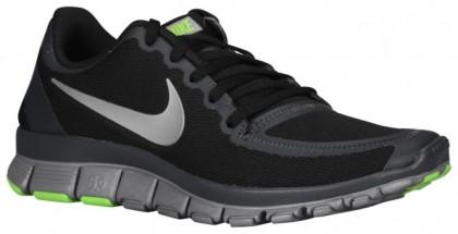 Nike Free 5.0 V4 Femmes baskets noir/gris LXU601