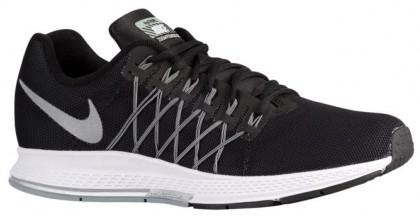 Nike Air Zoom Pegasus 32 Flash Hommes chaussures noir/argenté GXH067