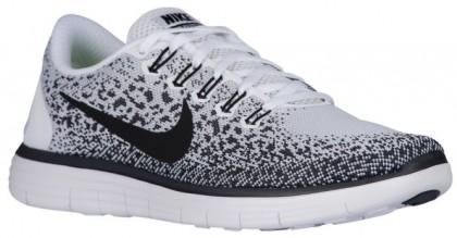 Nike Free RN Distance Platinum Hommes chaussures de sport blanc/gris FSZ226