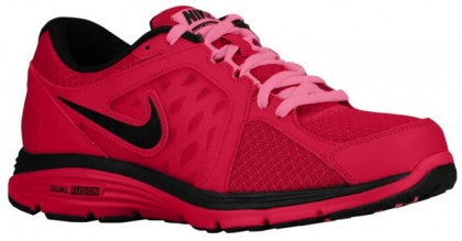 Nike Dual Fusion Run Femmes sneakers rose/noir JTG155