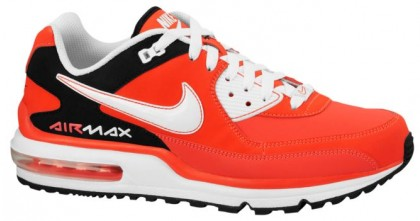 Nike Air Max Wright Hommes sneakers rouge/blanc AMR498