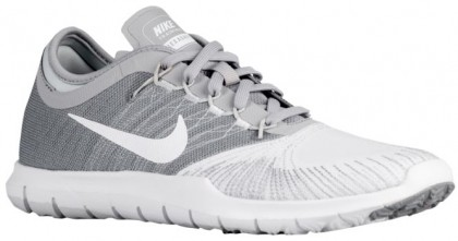 Nike Flex Adapt Femmes chaussures gris/blanc CDU698