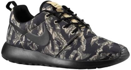 Nike Roshe One Hommes chaussures noir/bronzage VKY826