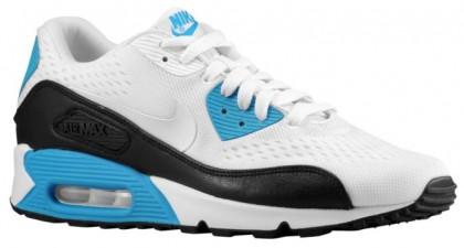 Nike Air Max 90 OG EM-Mesh Hommes baskets blanc/noir YVK500