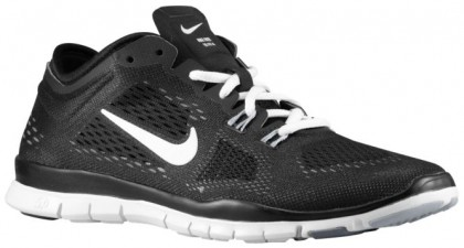 Nike Free 5.0 TR Fit 4 Femmes sneakers noir/gris XBY106