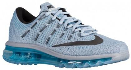 Nike Air Max 2016 Femmes chaussures de course gris/noir LHW973
