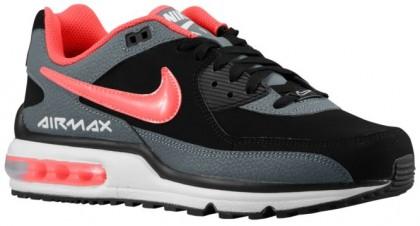 Nike Air Max Wright Hommes chaussures de sport noir/gris JZH711