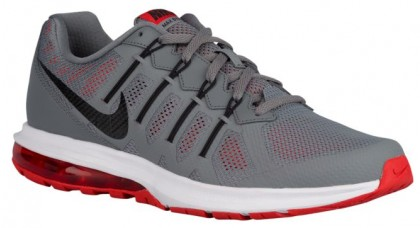 Nike Air Max Dynasty Hommes chaussures de sport gris/rouge ODI753