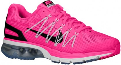 Nike Air Max Excellerate Femmes chaussures rose/noir WJX543