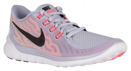 Nike Free 5.0 2015 Femmes chaussures violet/gris DXL220
