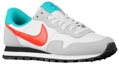 Nike Air Pegasus 83 Femmes chaussures de course blanc/vert clair COY613
