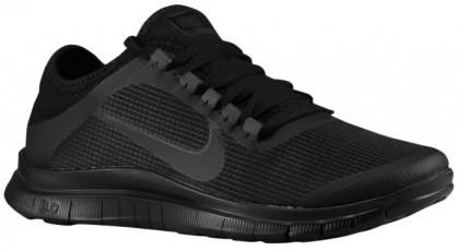 Nike Free 3.0 V5 Ext Femmes sneakers noir/gris VGG251