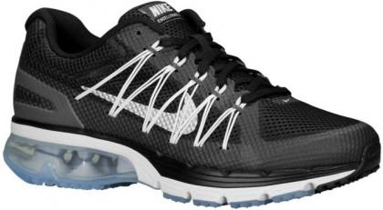 Nike Air Max Excellerate Femmes sneakers noir/argenté RVQ110