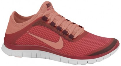 Nike Free 3.0 V5 Ext Femmes chaussures rouge/Orange JFY270
