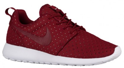 Nike Roshe One SE Hommes baskets rouge/blanc TIC257
