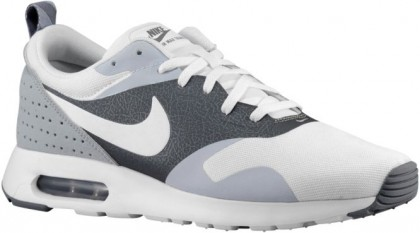 Nike Air Max Tavas Hommes sneakers blanc/gris FHO886