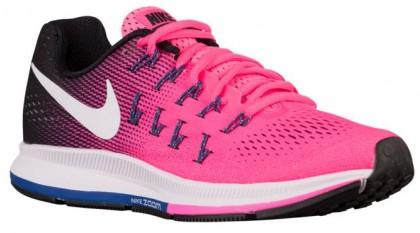 Nike Air Zoom Pegasus 33 Femmes chaussures de sport rose/noir DSI473
