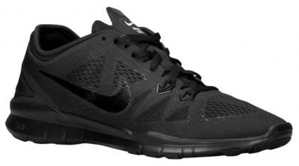 Nike Free 5.0 TR Fit 5 Femmes baskets Tout noir/noir MBV668