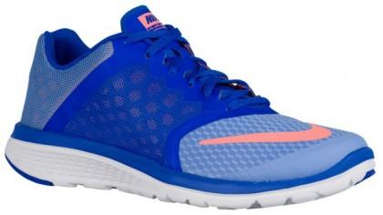 Nike FS Lite Run 3 Femmes sneakers bleu clair/bleu AOJ961