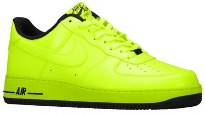 Nike Air Force 1 Low Hommes sneakers vert clair/noir AMR322