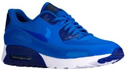 Nike Air Max 90 Ultra Femmes chaussures de course bleu clair/bleu DJQ073