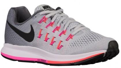 Nike Air Zoom Pegasus 33 Femmes sneakers gris/noir QDQ894