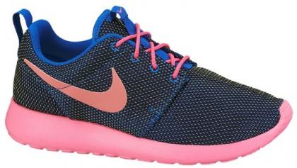Nike Roshe One Femmes baskets bleu/noir CHW807
